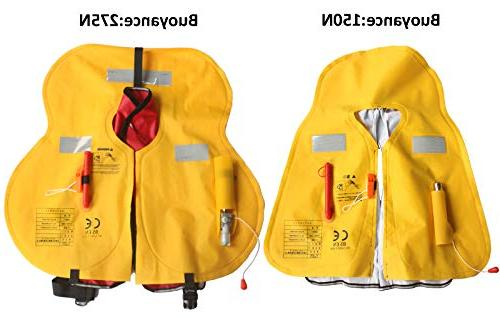 Jacket Vest 275N Size for