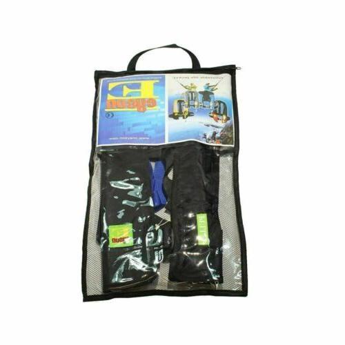 Automatic/Manual Jacket Vest Auto Inflatable Survival Floatation