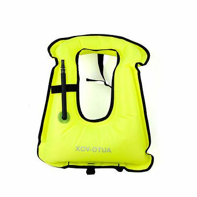 Autovox Swimming Snorkeling Safety Jacket Buoyancy For &