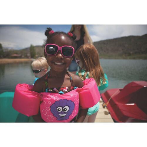 Baby Toddler Float Swimming Ring Pool Kid Life Vest
