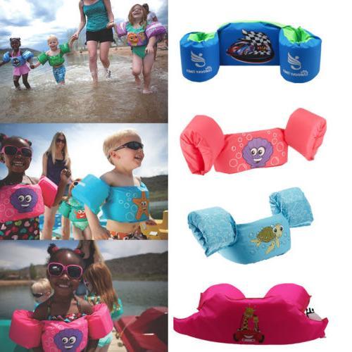 Baby Toddler Swimming Ring Pool Kid Buoyancy Vest