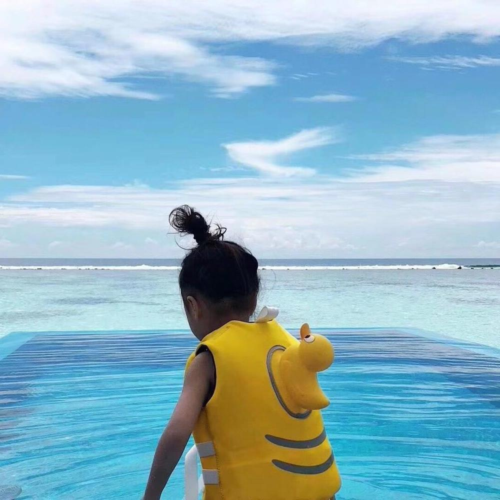 Baby Water Vest <font><b>Yellow</b></font> Survival <font><b>Jacket</b></font> Buoyancy <font><b>Life</b></font> <font><b>Jacket</b></font> Vest <font><b>Life</b></font>