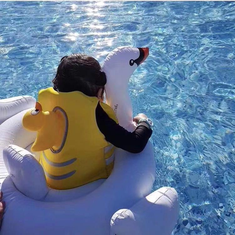 Baby Vest Duck Survival <font><b>Jacket</b></font> Swimming <font><b>Life</b></font> <font><b>Jacket</b></font>