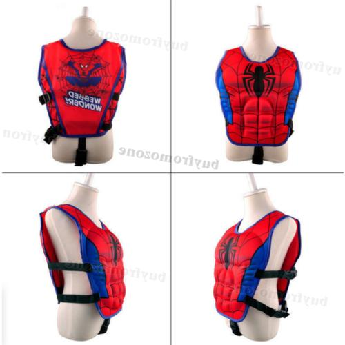 Cartoon Youth Children Polyester Jacket Swimming