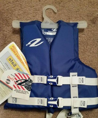 child s classic boating vest life jacket