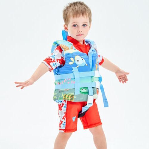 Children's Float Swim Jacket Vest Years