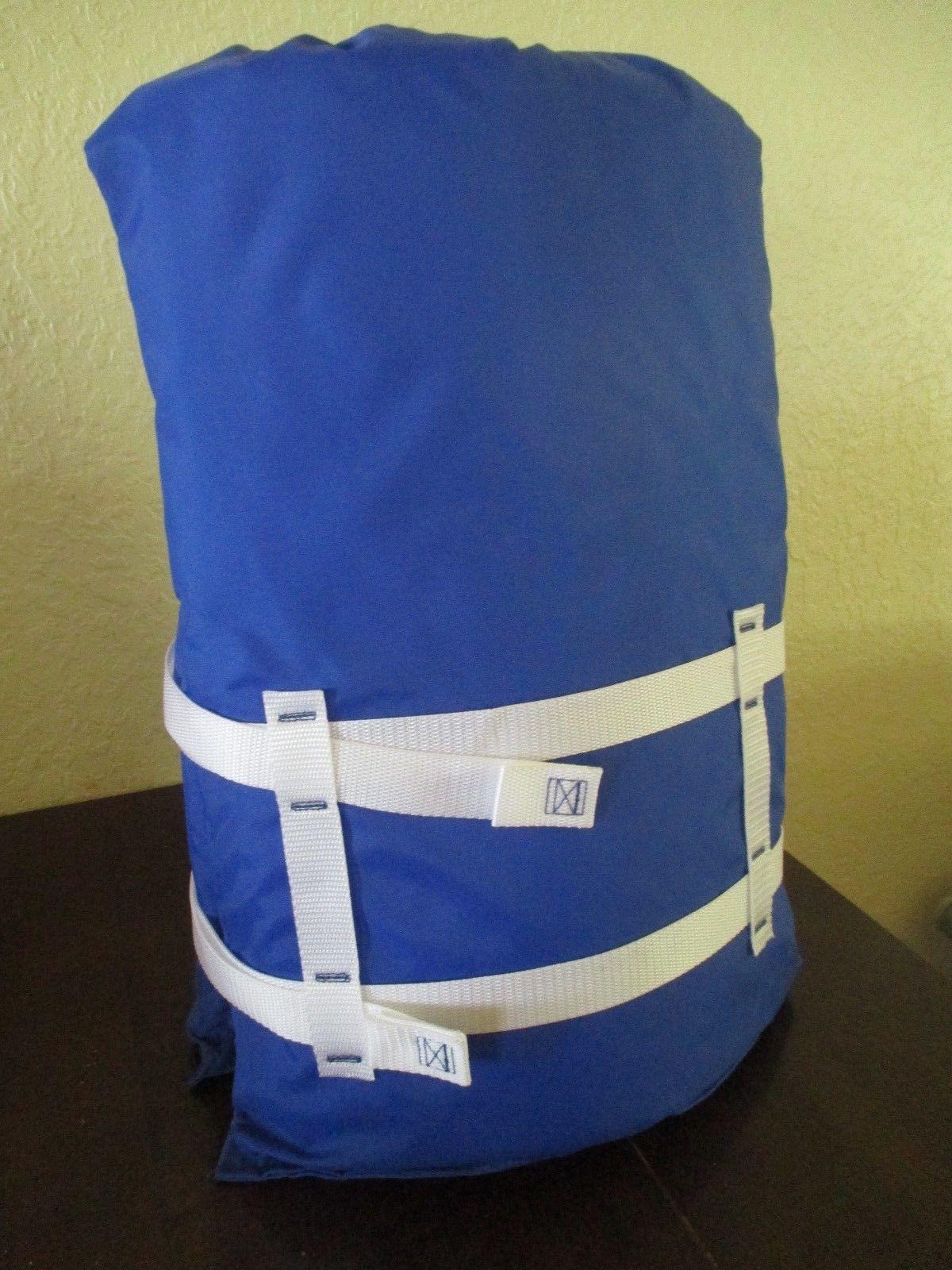 COLEMAN Adult Universal Boating Vest BLUE