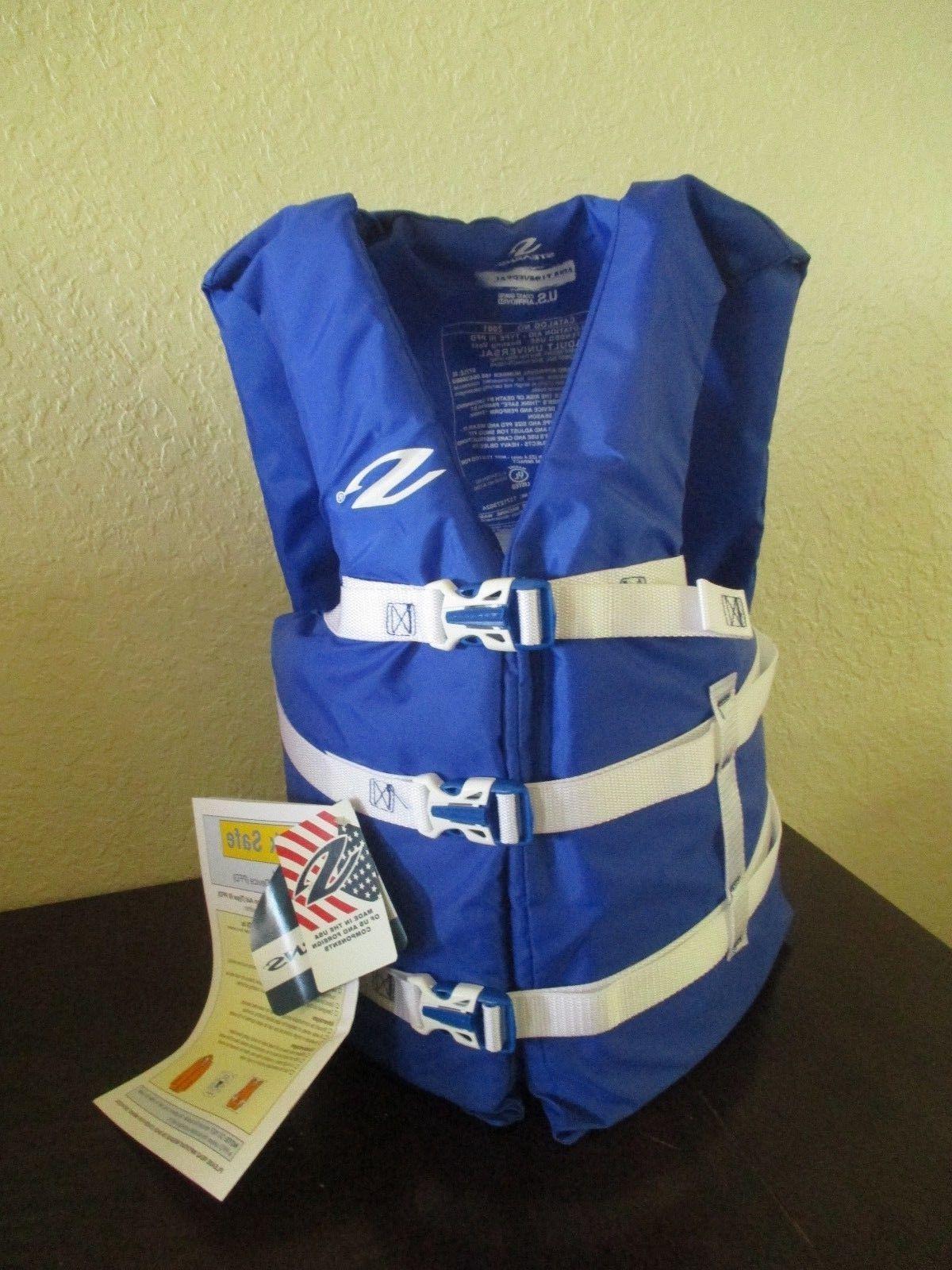 COLEMAN Stearns Adult Universal Life Flotation Boating Vest