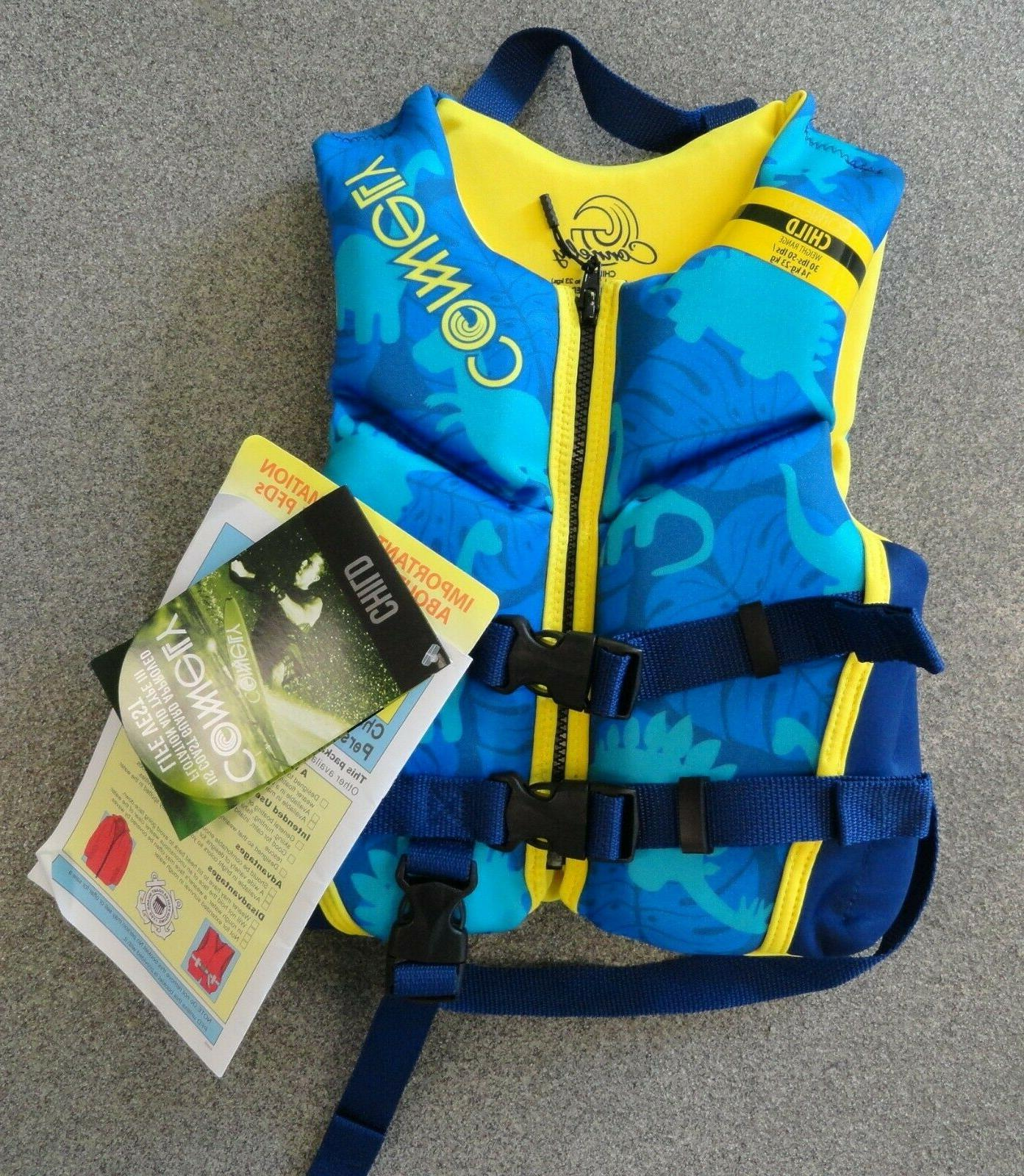 connelly neo vest