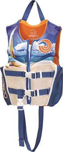 "Connelly Child Neoprene Vest, 20-25"" Chest, Boy 2017"