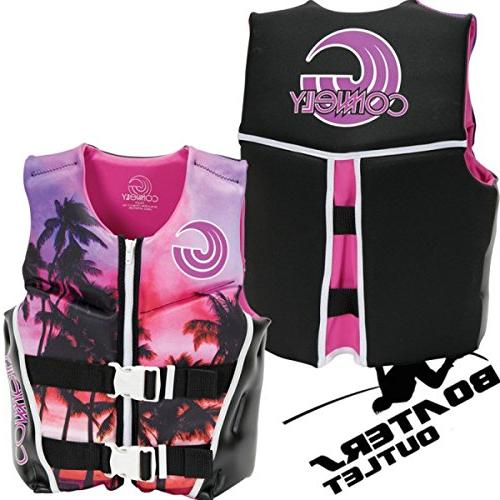 "Connelly Youth Neoprene 24""-29"" Chest; 50-90Lbs, Girl-17"