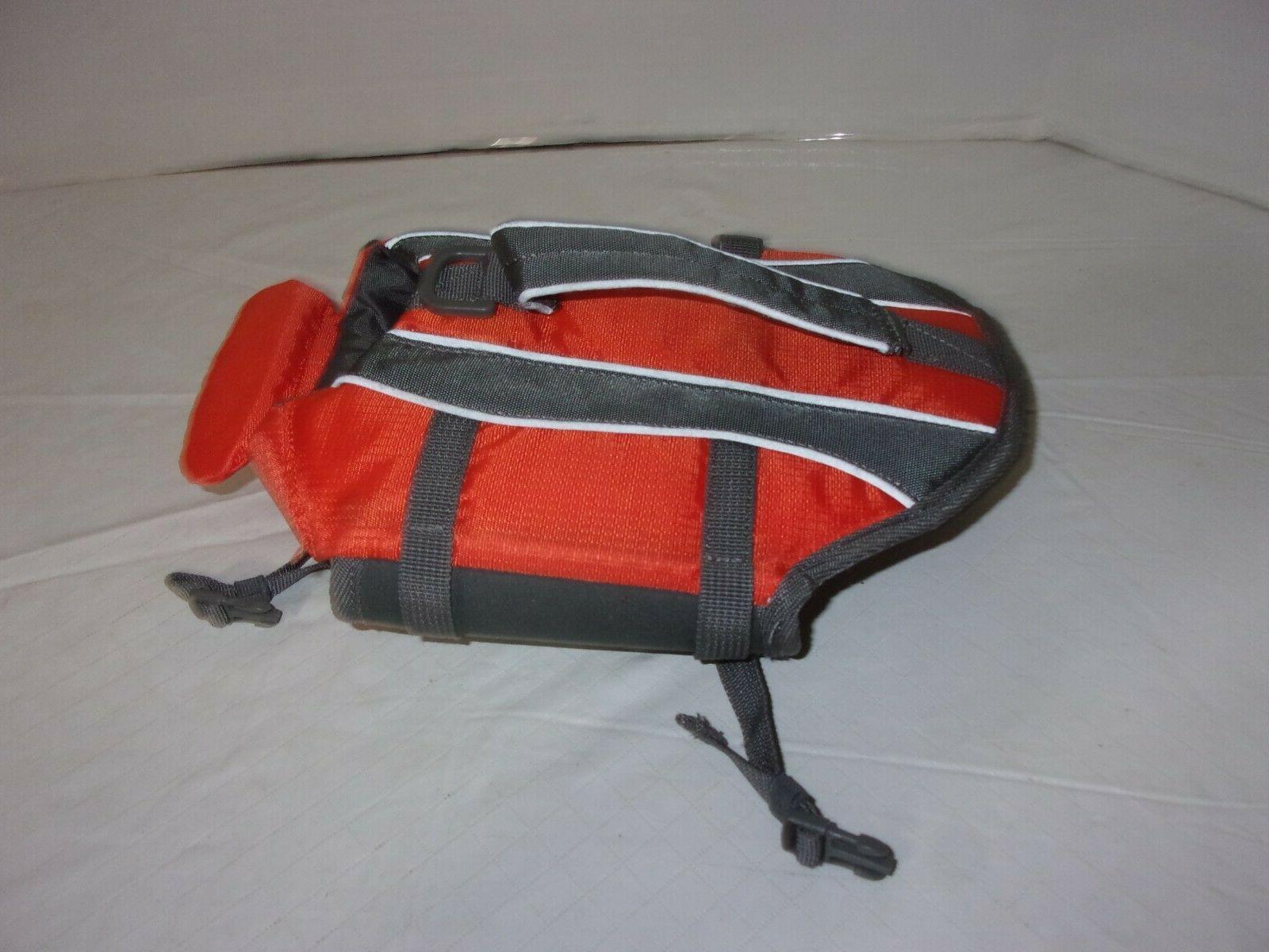 "Frisco Canine Jacket 9-12"" Body Length Neoprene Ripstop"