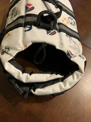 Paws Aboard Dog Life Jacket X-Small 7-15
