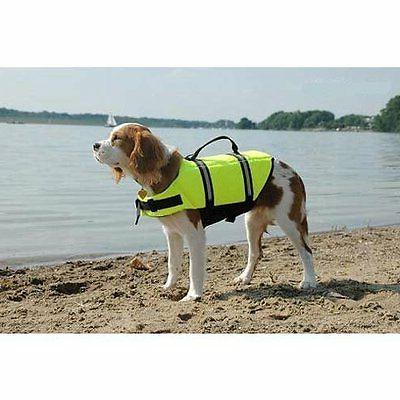 Dog Lifejacket Yellow Life Paws Nylon