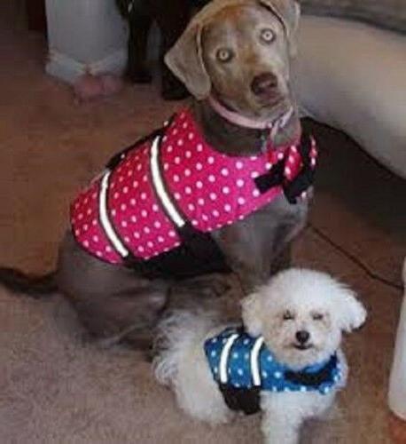 Dog Saver Life Jacket sz XXS, M,
