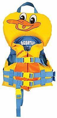 Airhead Duckie Infant Vest, Yellow