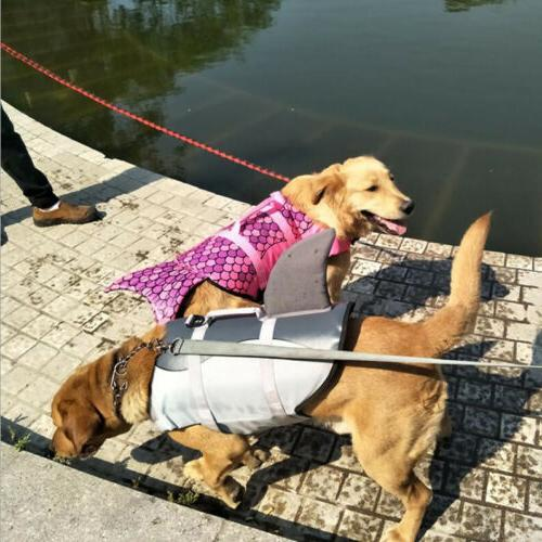 Jacket Safety Vest w/ Puppy Lifesaver