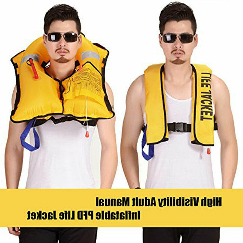 Automatic Swimming Jacket