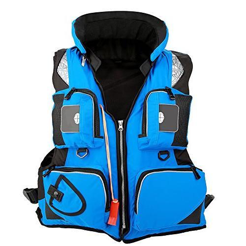 fishing life jacket vest