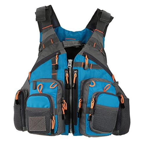 fishing life vest breathable swimming
