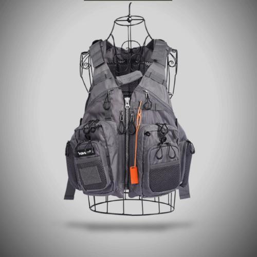 Fly Fishing Safety Life Jacket Mesh Kayak Swim