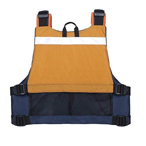 Kylebooker Fly Fishing Vest Life Safety Waistcoat Survival Vest