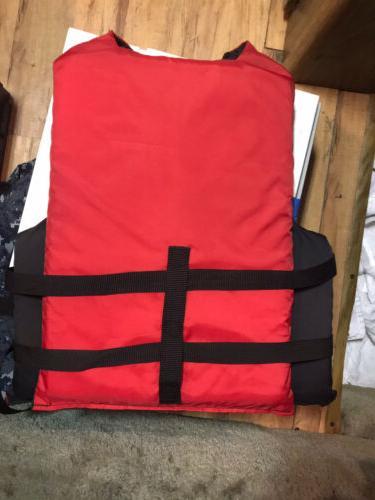 Onyx General Purpose Vest - lbs & Life Jacket