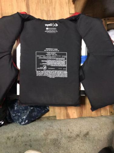 "Onyx General Purpose - Adult Oversize"", 90 lbs Life Jacket"