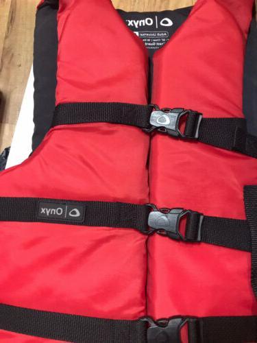 general purpose vest adult oversize 90 lbs