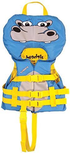 AIRHEAD Airhead Hippo Infant Vest, Blue
