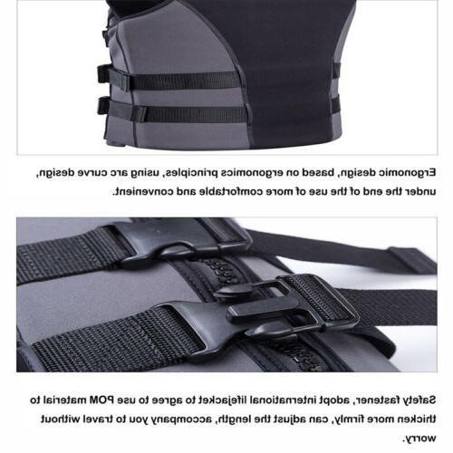 Hisea Jacket Vest Swimming Boating