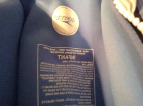 Speedo Approved Jacket Preserver