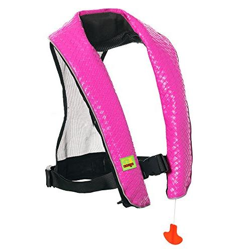 Eyson Inflatable Life Jacket Inflatable Deluxe