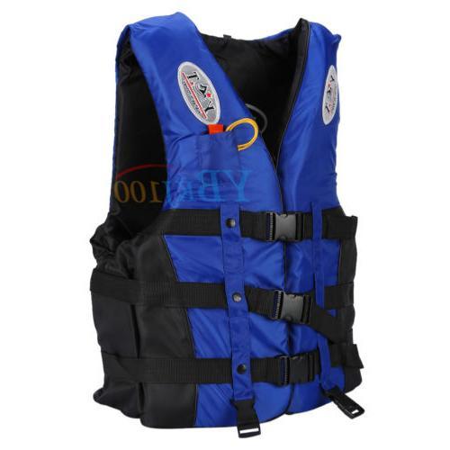 Inflatable Vest Adult Kid Fish Kayak
