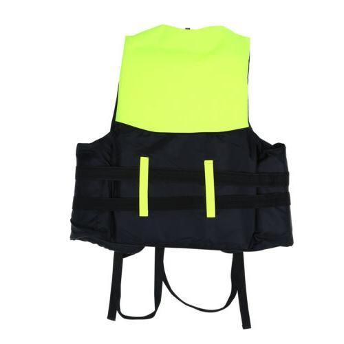 Kids Life Jacket Swimming Vest Fishing