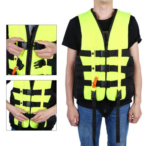 Kids Adult Life Jacket Boating Swimming
