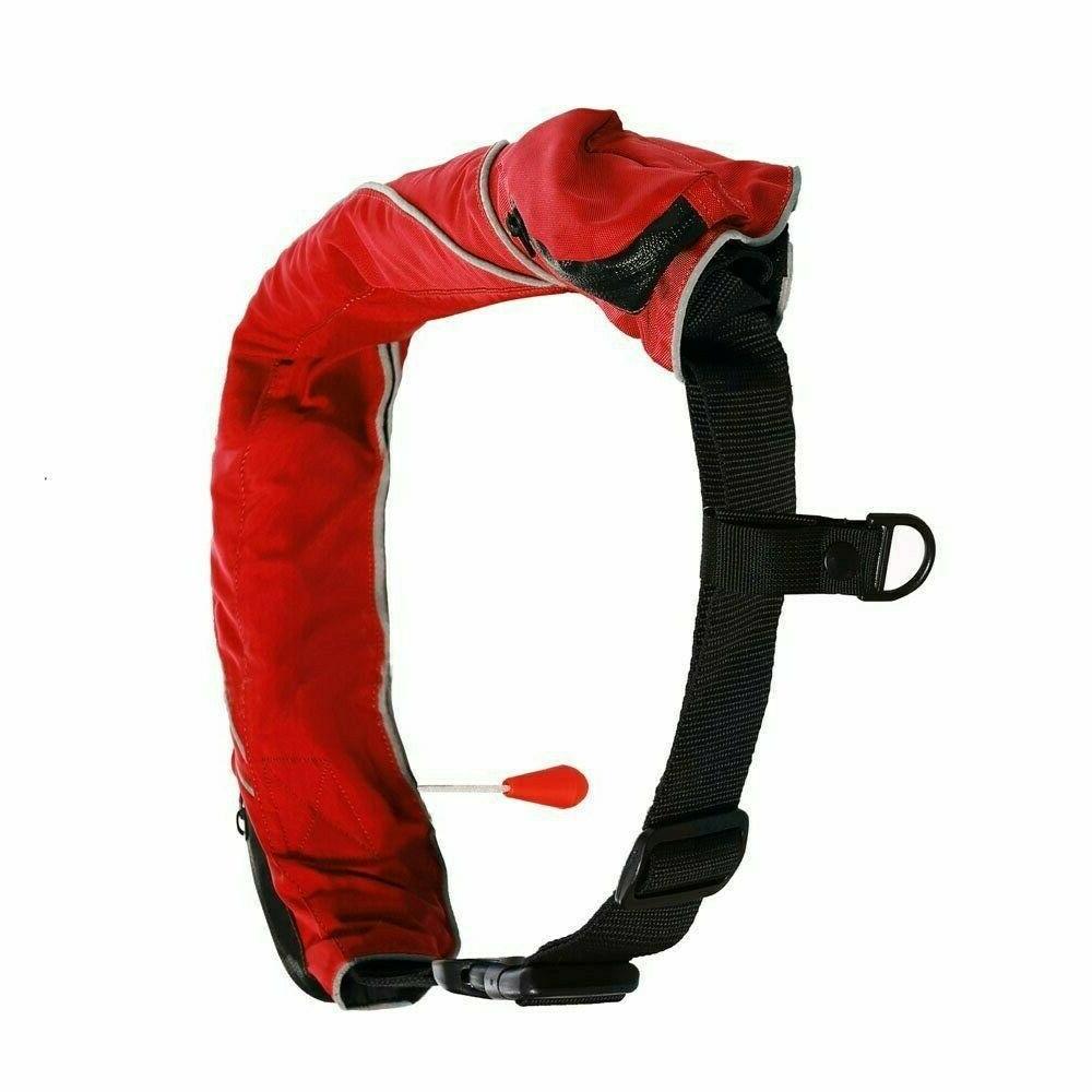Eyson Inflatable Ring Waist Bag Lightweight Red