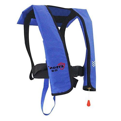 inflatable life jacket vest