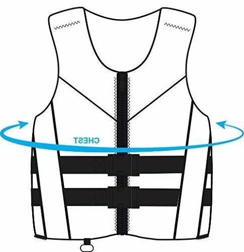 EXECUTE Women's Life Jacket/Vest USCG Approved -