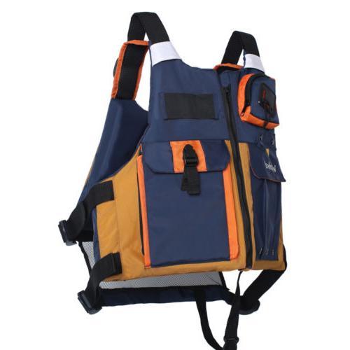 Kayak Fishing Fit Oversize Vest