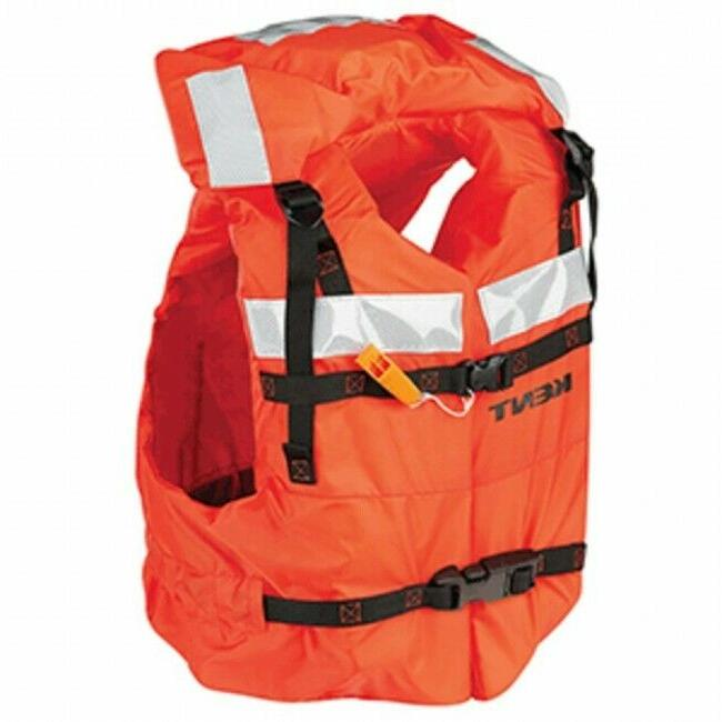 Kent Type 1 Commercial Adult Life Jacket Vest Style Universa