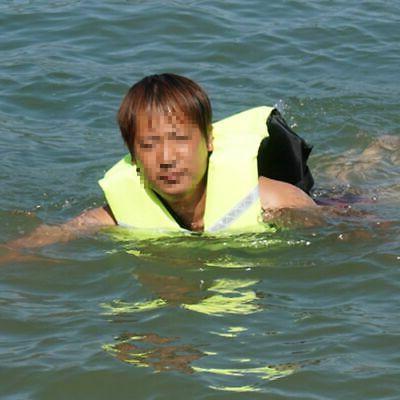 Kids Adjustable Swiming Life
