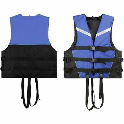 Kids Jacket Swiming Life Vest Canoe Boat