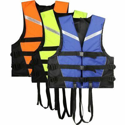 kids adjustable life jacket swiming life vest