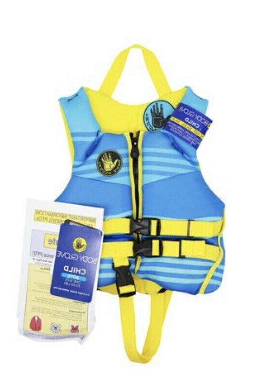 kids child life jacket vest 30 50lbs