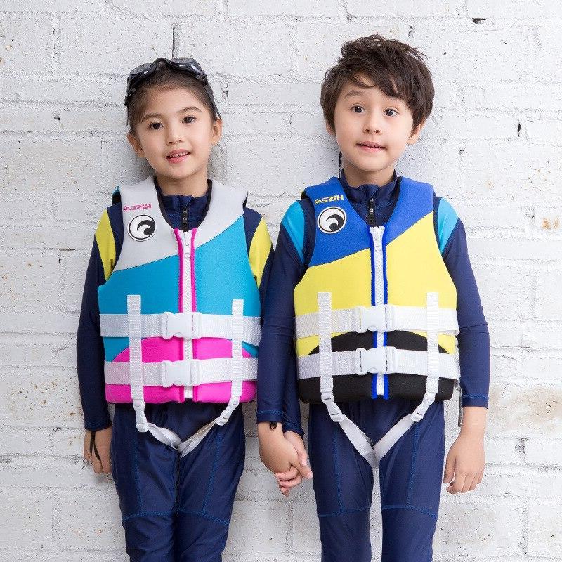 Kids Neoprene Premium Foam Filled for Surfing UPF50+ Protection