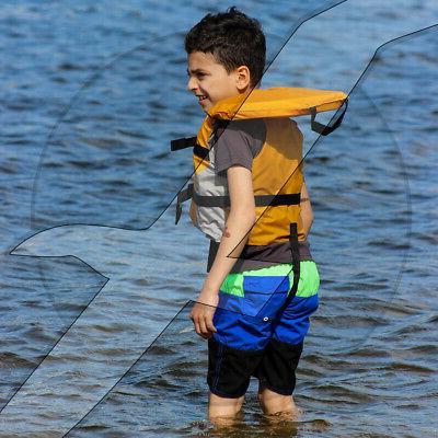 Kids Child Life Jacket Swim