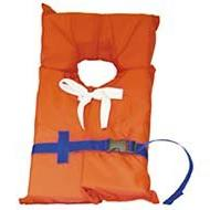 Child Life Boating Vest USCG Approved Type II 30-50 lbs