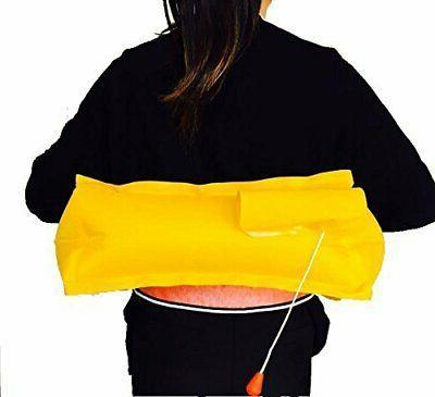 type fishing life vest inflatable