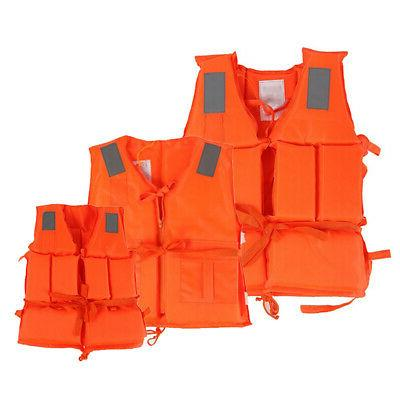 Life Jacket Coats Lifesaving Wetsuit color Kids